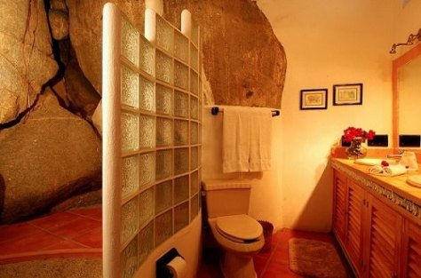 Bathroom Casa Amie