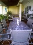 Deck at Casa Ana