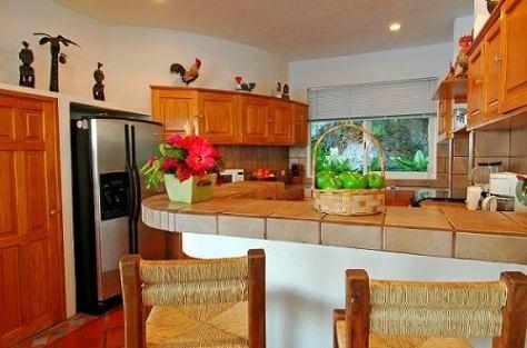 Kitchen Casa Amie
