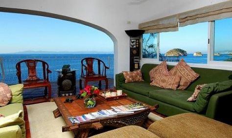Livingroom Casa Amie