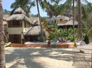 Beach Side Casa Las Casitas