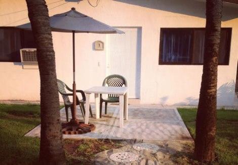 bungalow 1 El Caracol