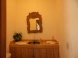Bathroom Casa de Aves