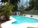 Pool steps Casa de Aves