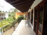 Deck Casa de Aves