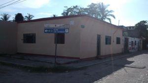 North East Face Casa Morales