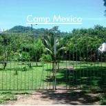 Entrance of Camp Mexico