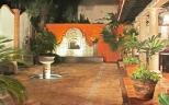 Courtyard Casa Quetzal