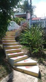 Steps Up Villa La Cruz