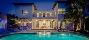 Pool Villa St. Tropez