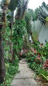 Bunglows Walkway