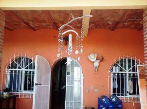 Cassa Naranjo Front Door