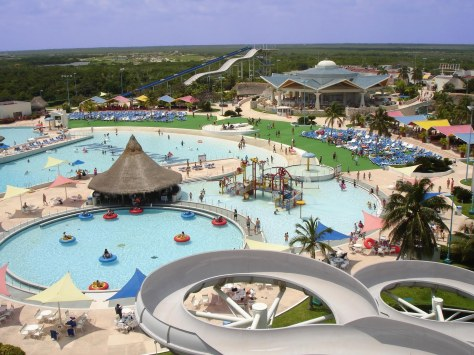 Cancun Water Park