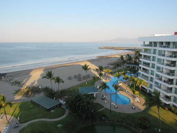 Penthouse Calukmal – Oceanfront Condominium Unit – For Rent – Nuevo Vallarta