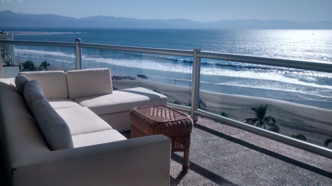 Penthouse Calukmal – Oceanfront Condominium Unit – For Rent – Nuevo Vallarta