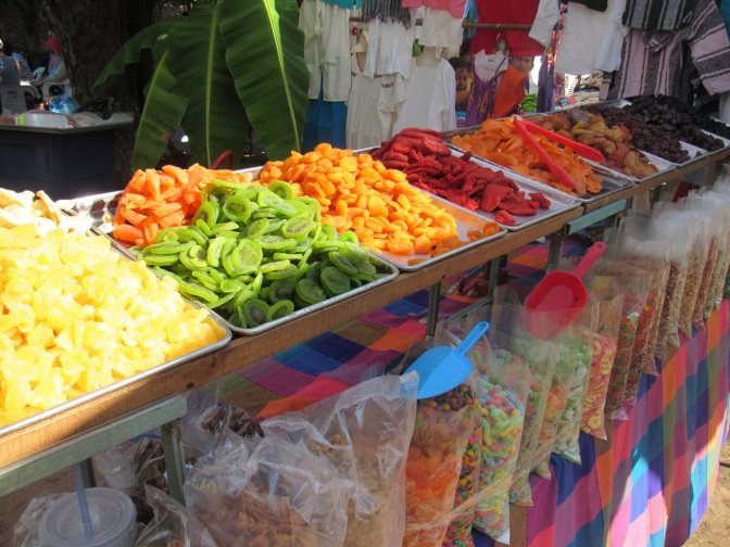 The Tianguis Lo De Marcos Opened with success!  What a great opening day!