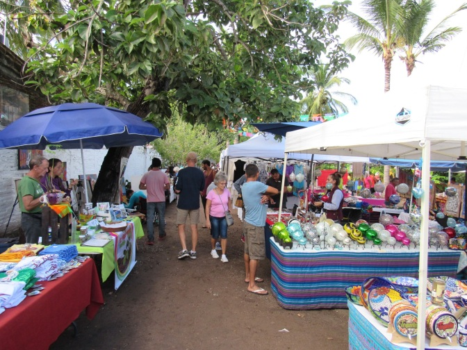 The Fun Continues at the Tianguis in Lo de Marcos